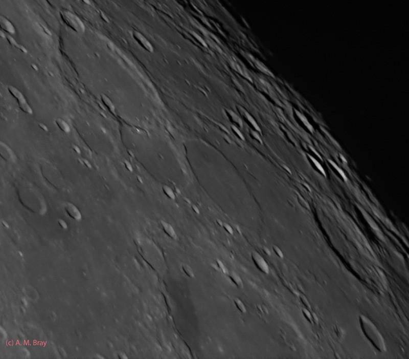 Wargentin & Phocylides - Moon: South West Region