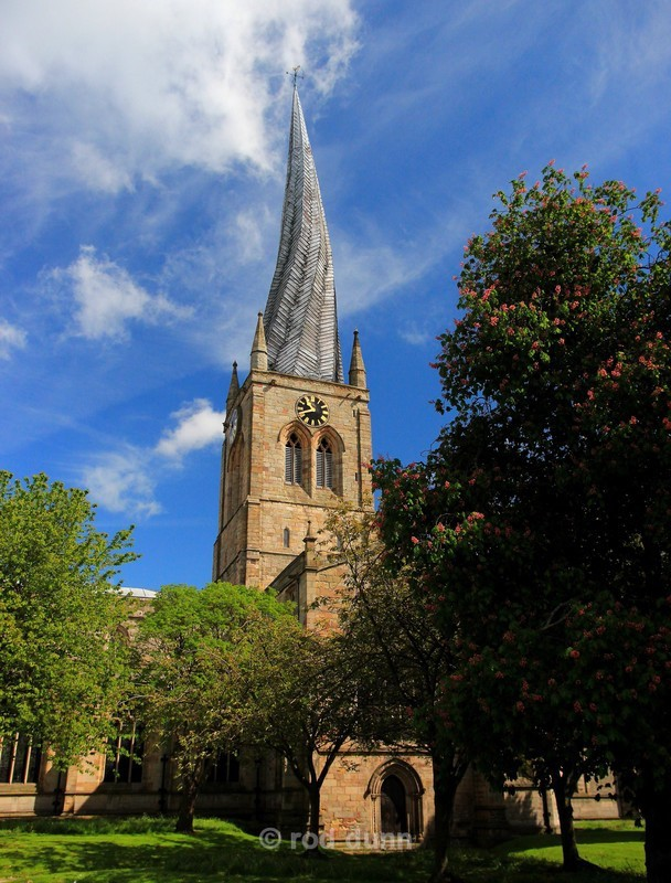 Chesterfield's Icon - Peak District