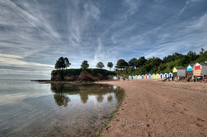 06 Corbyn Head Beach Huts Torquay - Torbay