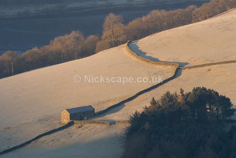 Crook Hill Barns - Ladybower, Peak District, UK - Peak District Landscape Photography Gallery