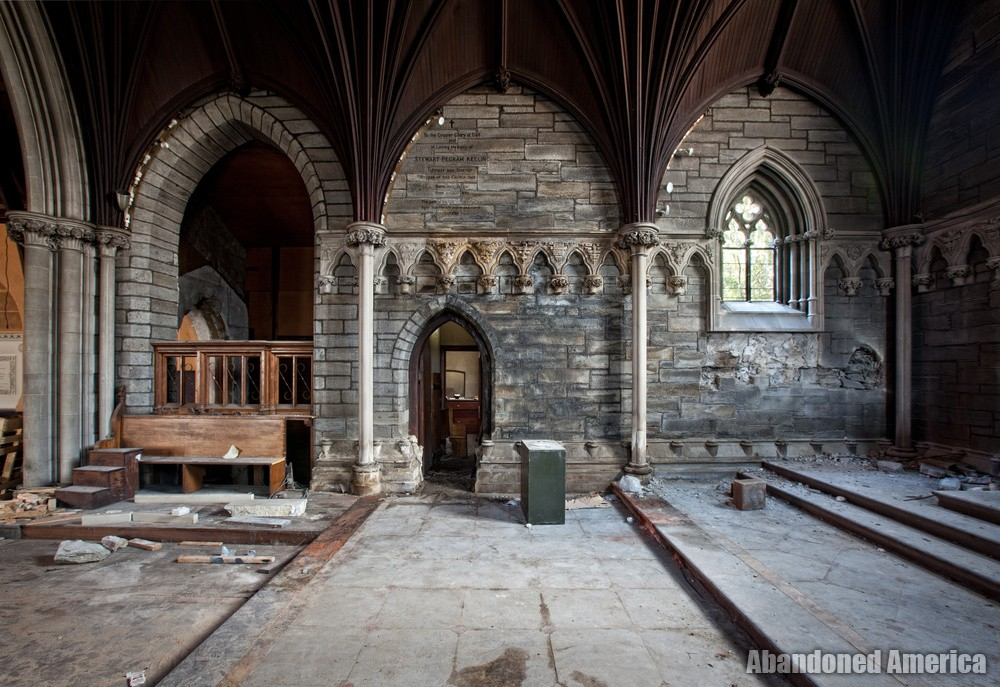 St. Peter's Episcopal Church (Germantown, PA) | Missing Masonry - St. Peter's Episcopal Church