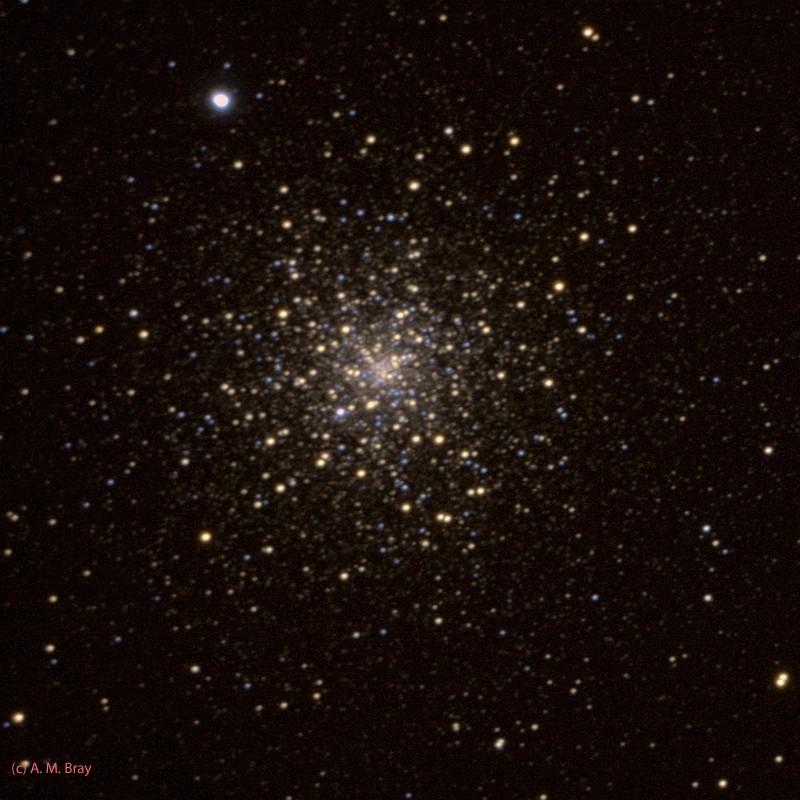NGC6752 in Pavo - Globular Star Clusters