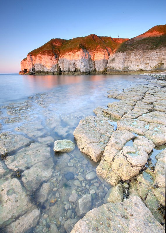 Thornwick Bay   Photography Gallery   Yorkshire Landscapes
