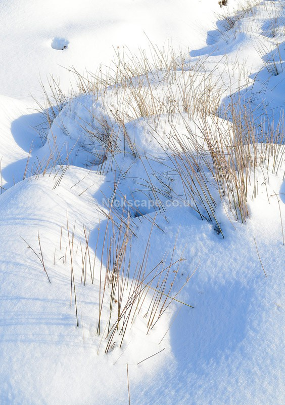 Snow in the Peak District - Peak District Landscape Photography Gallery