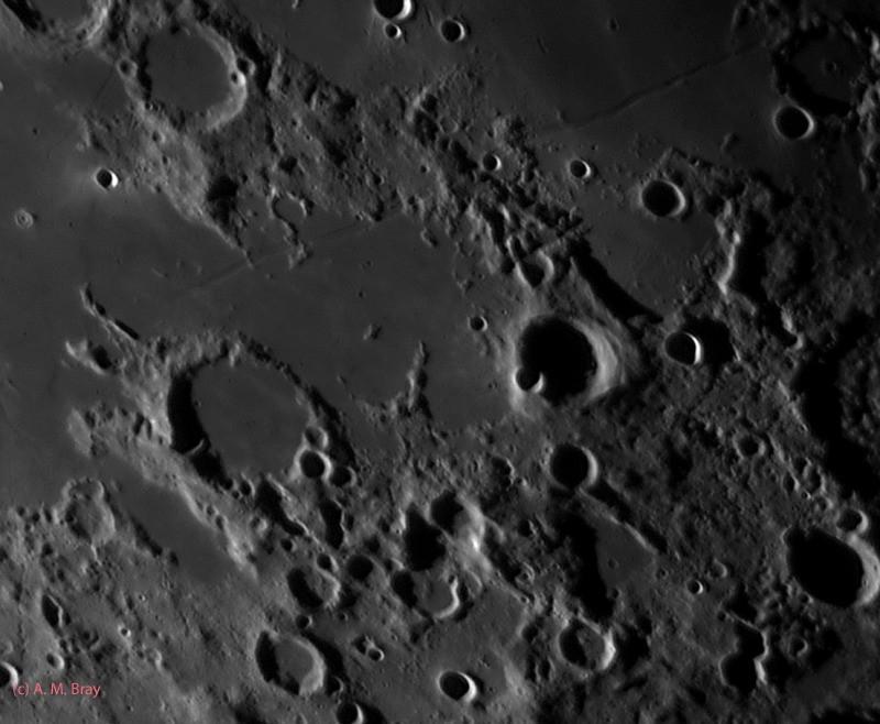 Palus Epidemiarum and Rima Hesiodus - Moon: South West Region