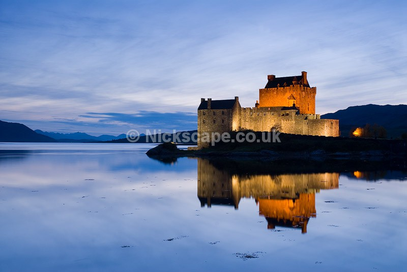 Eilean Donan Castle - Highlander - Scotland58 - Scotland