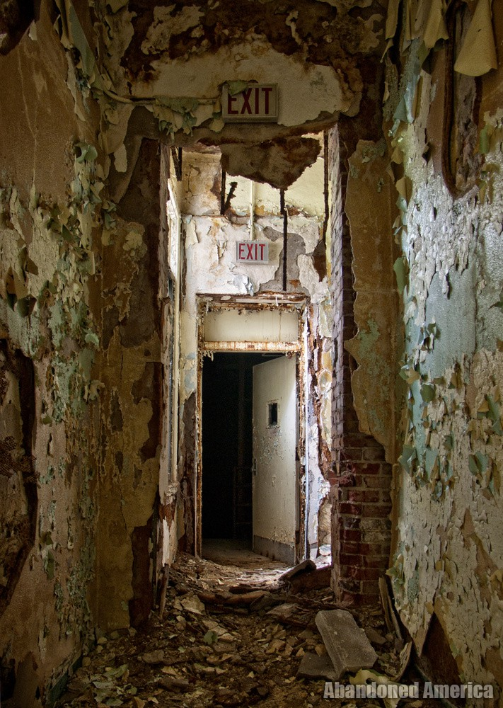 Pennhurst State School (Spring City, PA) | No Exit - Pennhurst State School and Hospital
