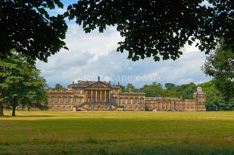 Wentworth Woodhouse Country House Facade | Yorkshire Architecture Gallery