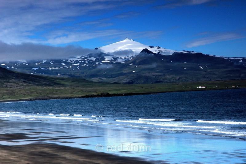 Snaefellsjokull - Iceland