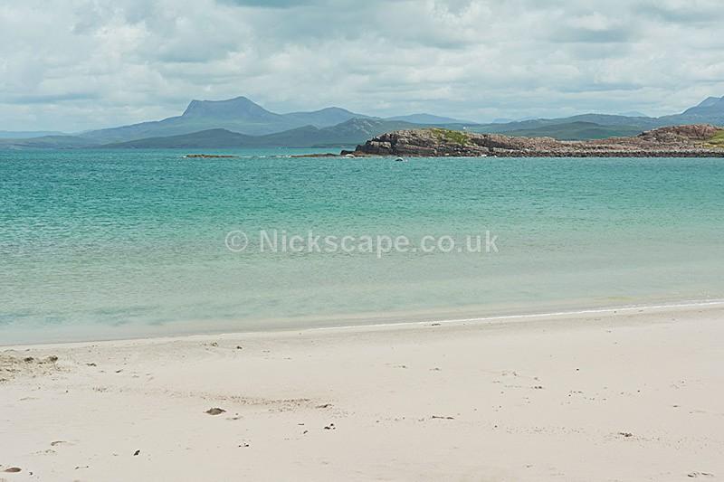 Mellon Udrigle Beach - Wester Ross - Scottish Highlands - Scotland