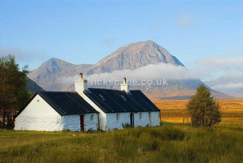 Black Rock Cottage Glencoe - Scottish Highlands - Scotland